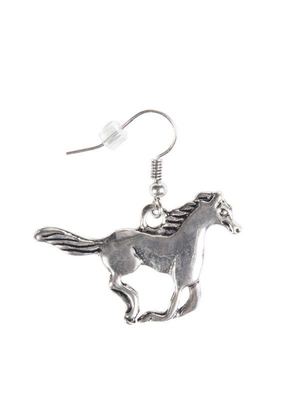 Oorbel -lopend paard-