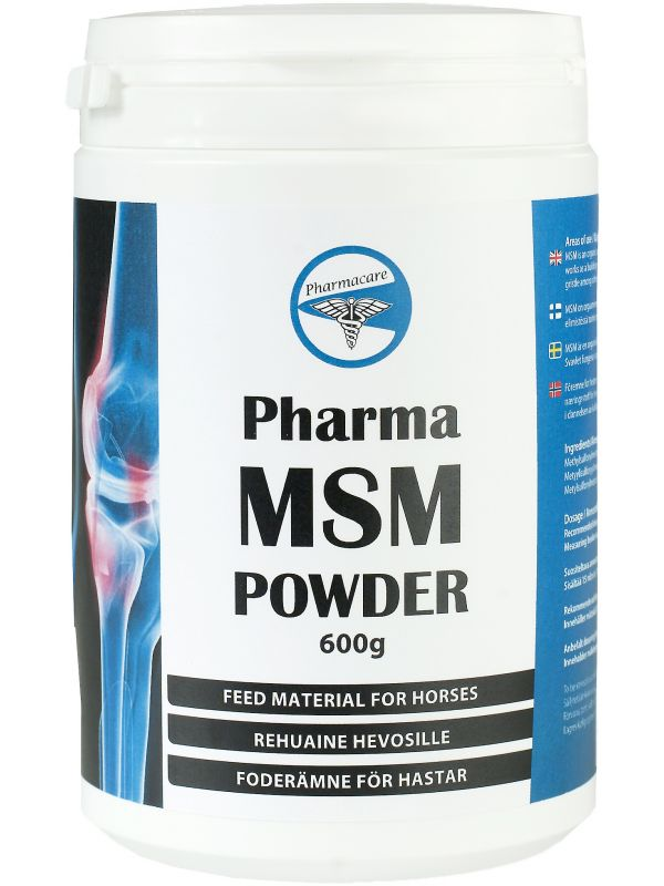 Pure MSM Powder, 600 g
