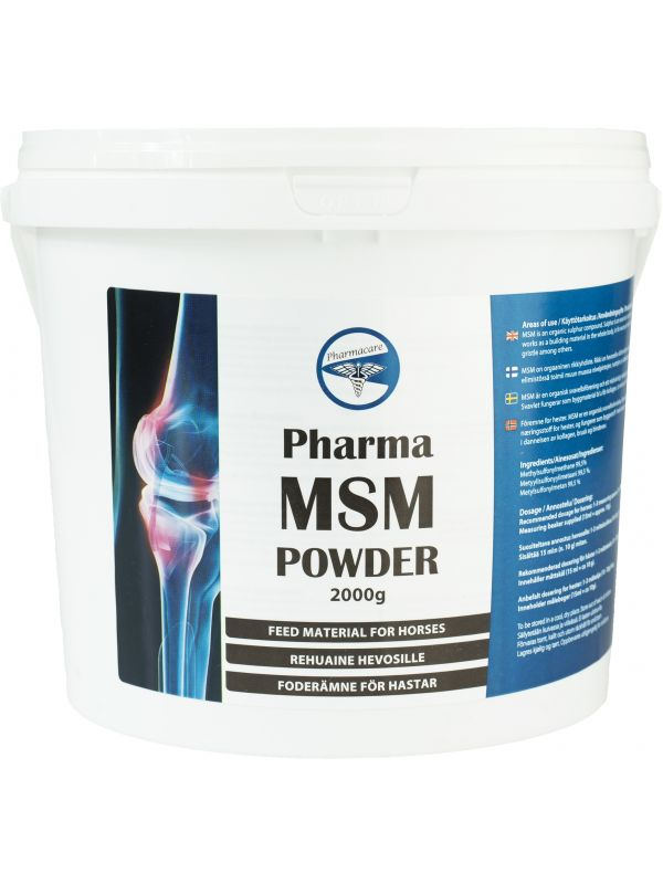Pure MSM Powder, 2 kg