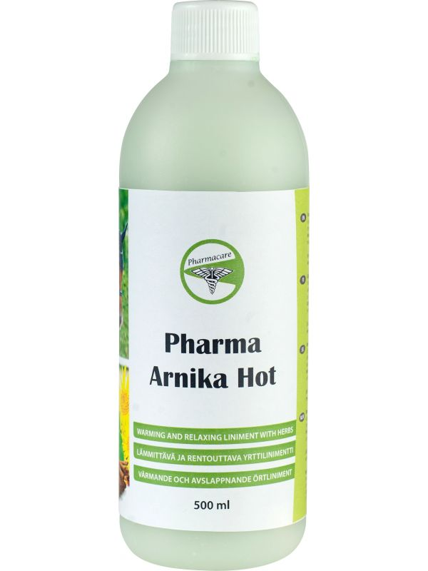 Pharma Arnika Hot, 500 ml