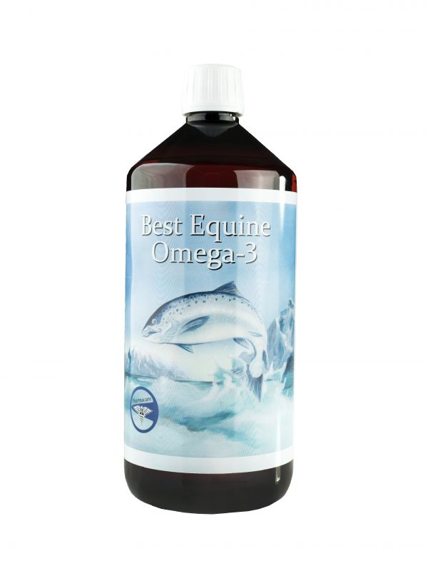Omega 3 Olie, 1000 ml
