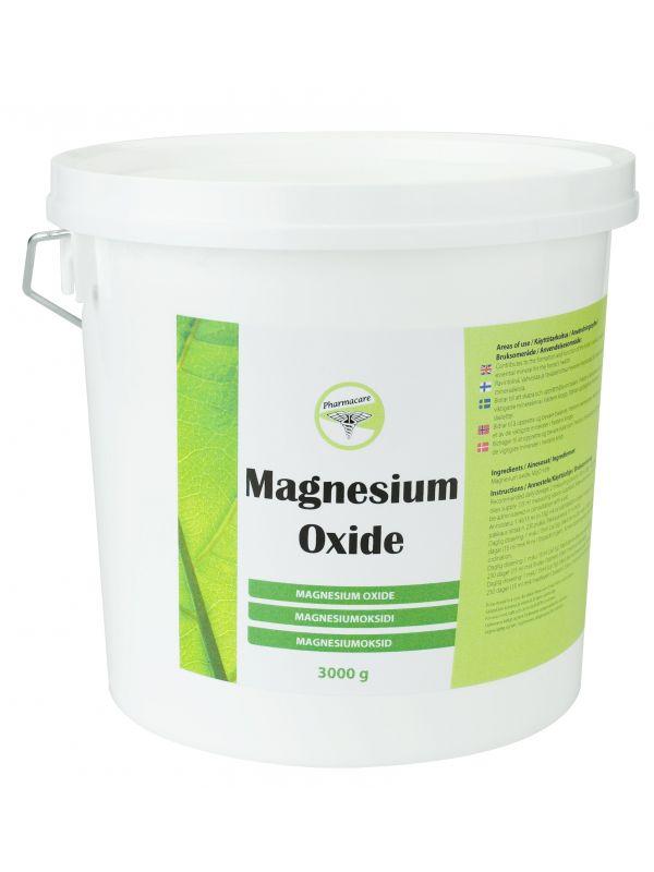 Magnesium Oxide, 3 kg