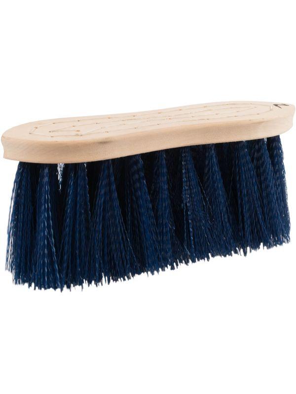 Horze stevige houten borstel, 8 cm