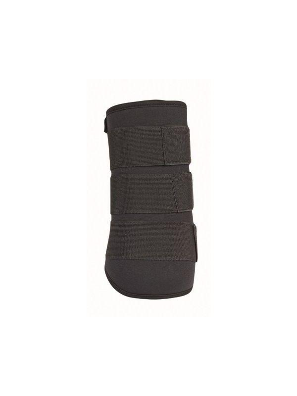 Softopreen beenbeschermers -Mr. Feel Warm- voorbeen