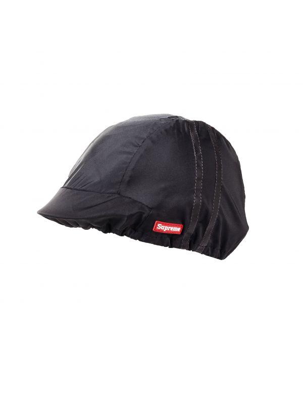 Horze Supreme Donker Reflecterend Veiligheid Caphoes