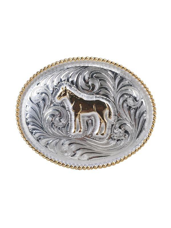 Riemgesp -staand paard-
