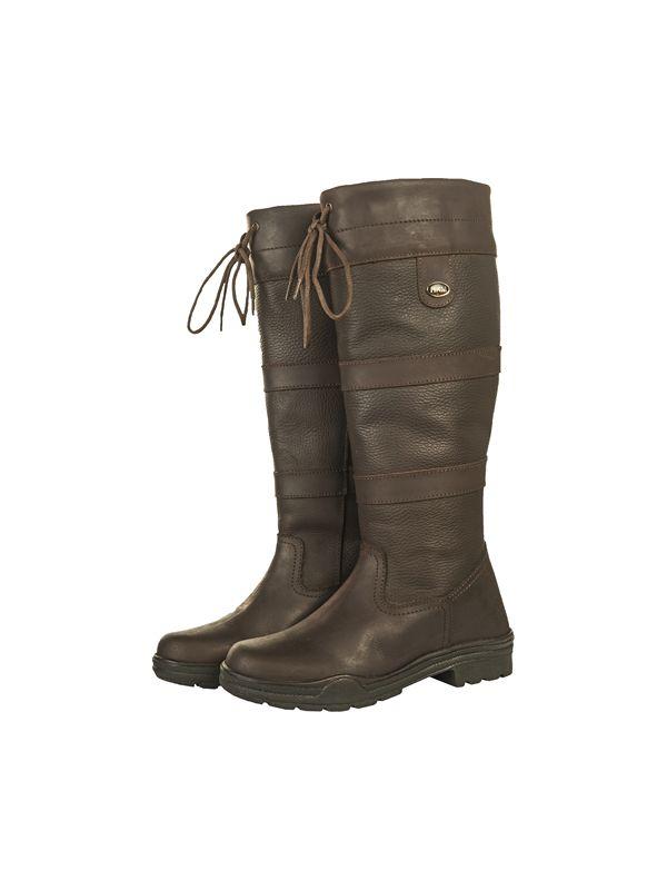 Fashion laarzen Scotland Winter bruin 44