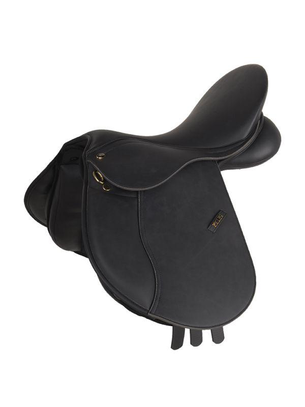 Ponyzadel -Zeus Premium- veelzijdigheid