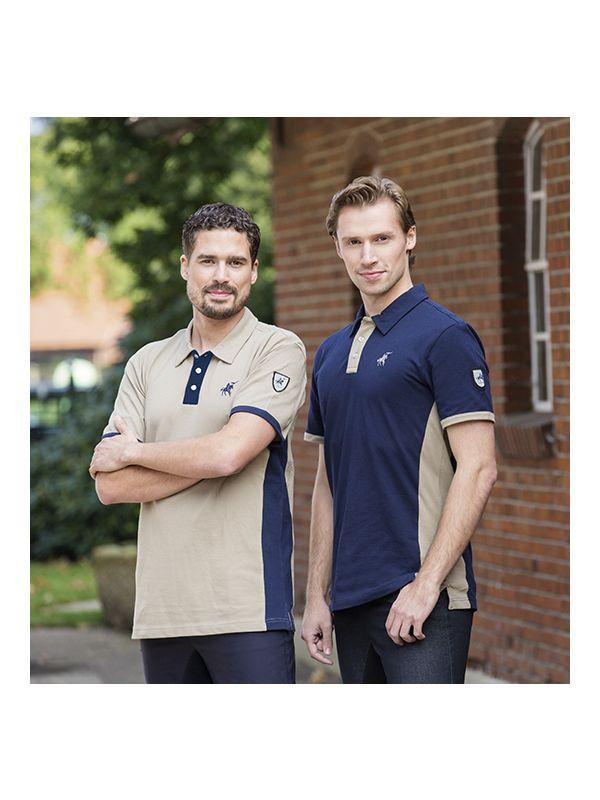 Polo shirt -Sporty- KINGSTON Classic-