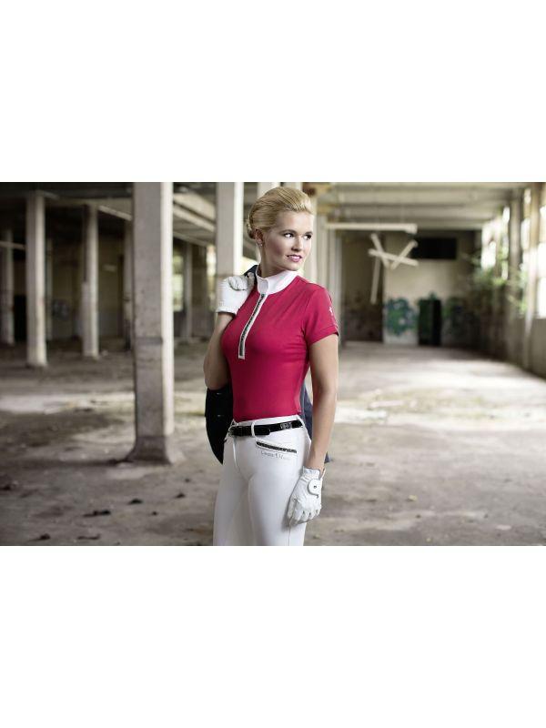Dames wedstrijdshirt -Silver Stream-