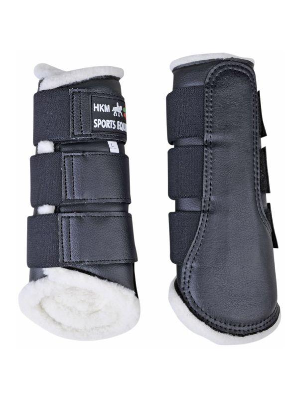 Beenbeschermers -Comfort-