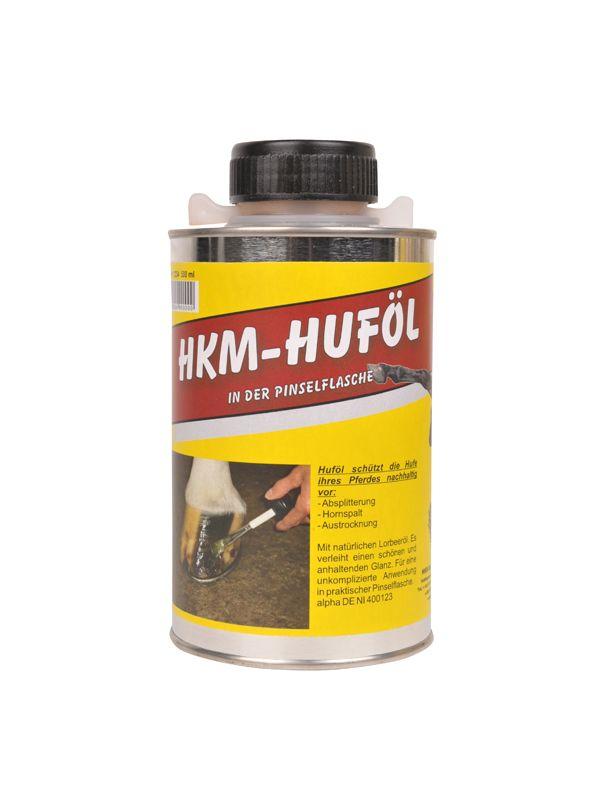 HKM Hoefolie in pot met kwast