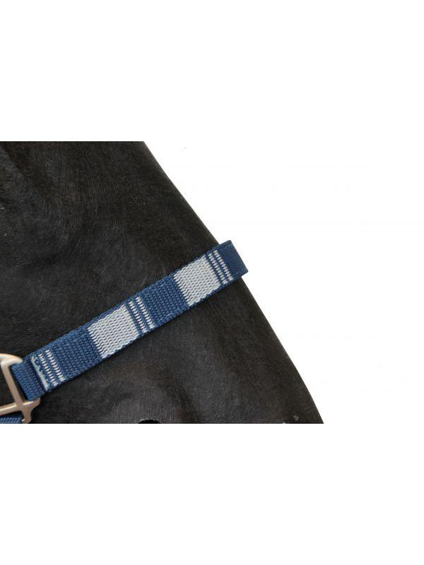 Halster Trendy Blauw X-Full