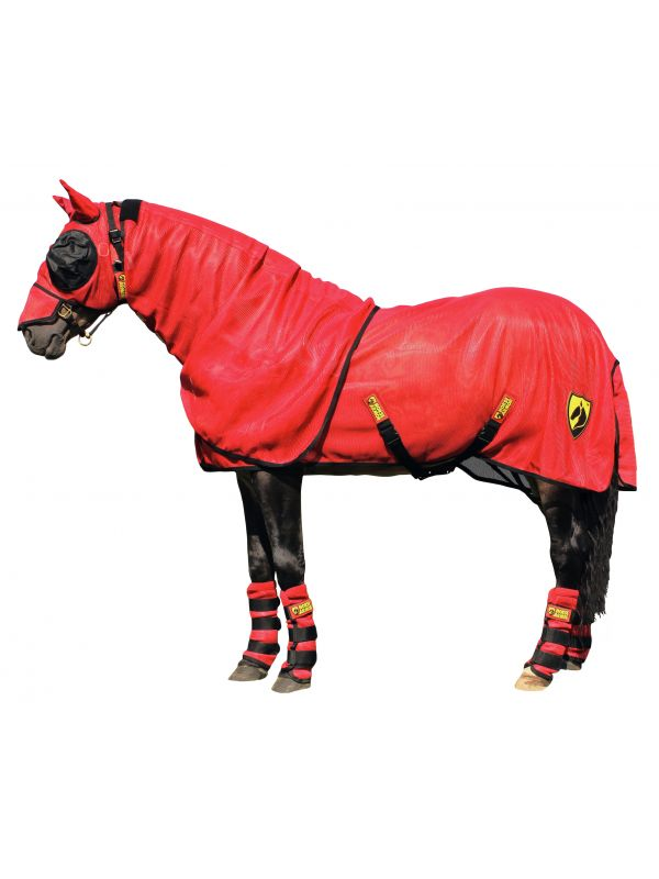 Horse Armor knockdown sheet  (Insect shield)