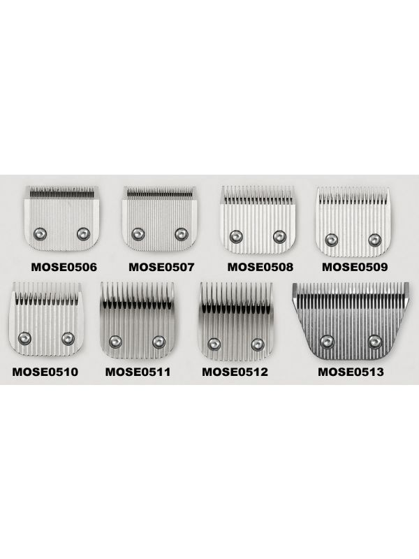 Moser scheerkop 5,0mm Max45