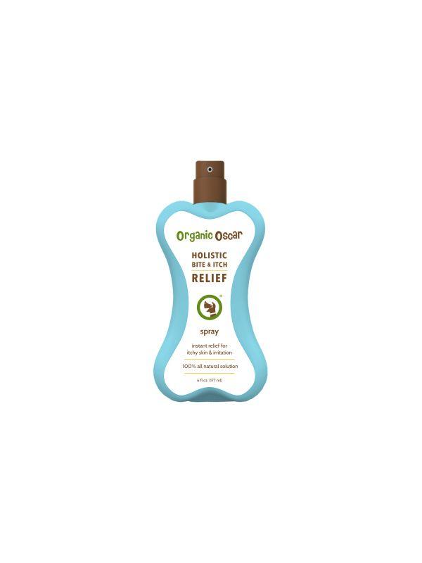 Organic Oscar Holistic Bite & Itch relief spray