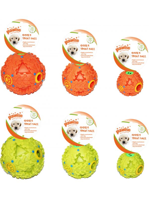 Giggle Treat Ball M-9cm