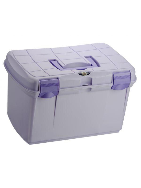 Borstelkist lila/purple