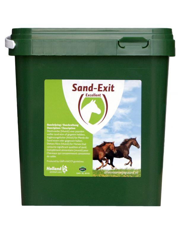 Sand Exit (Muesli)