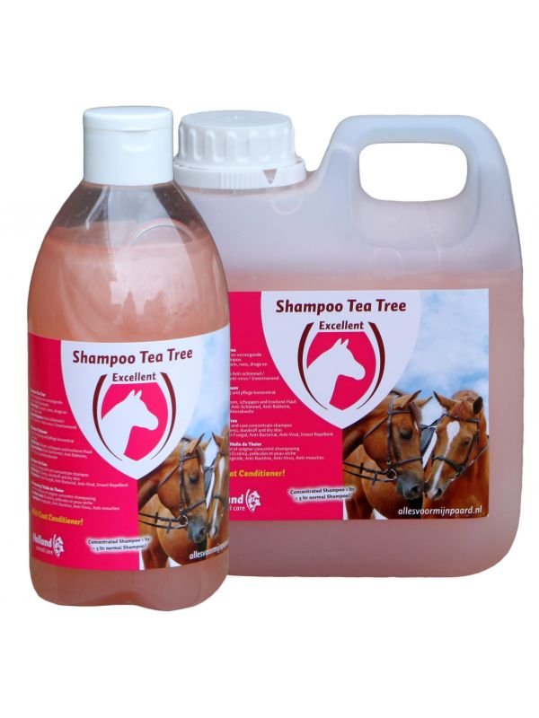 Shampoo Tea Tree Horse