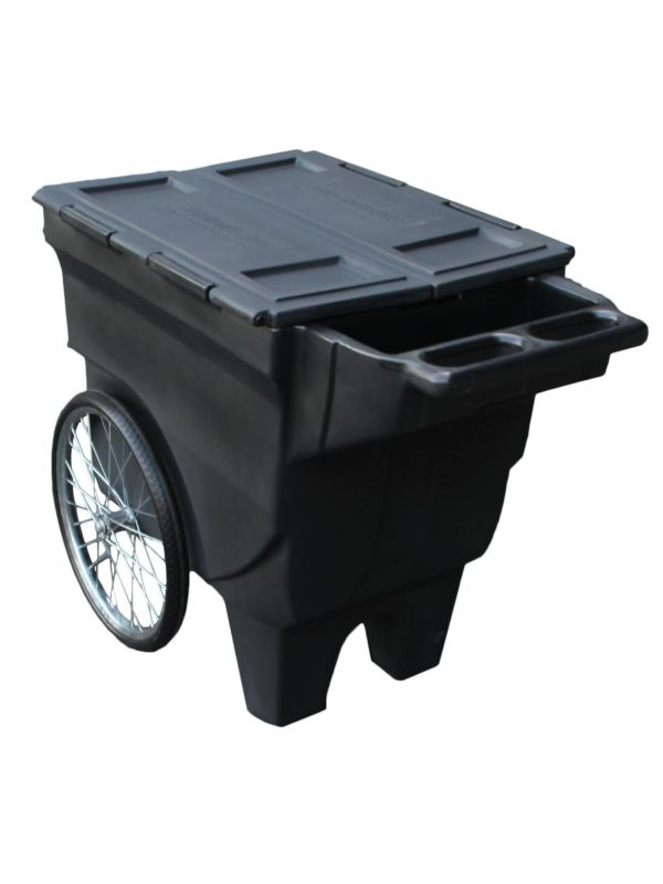 Sportote Feed Cart Black