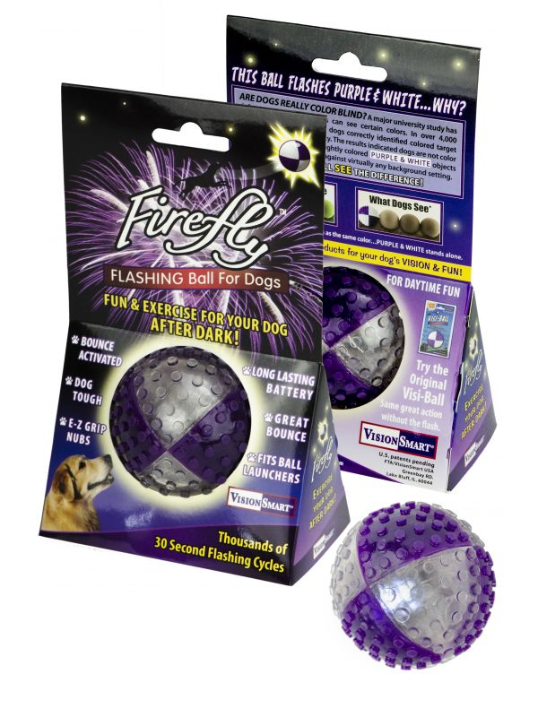 VisionSmart Firefly ball