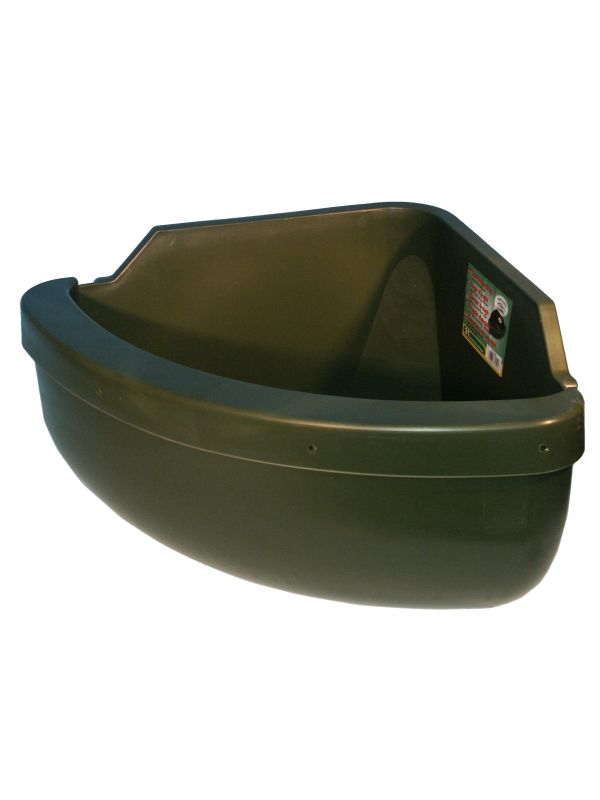 Voerbak DH + antimorsrand 31L EG
