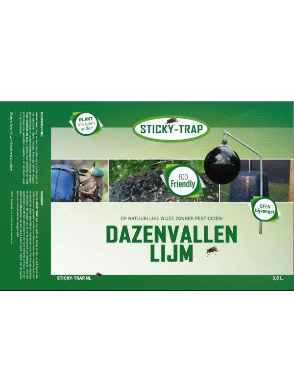 Sticky-Trap Dazenlijm 3,5 Liter ten behoeve van de Lijmval