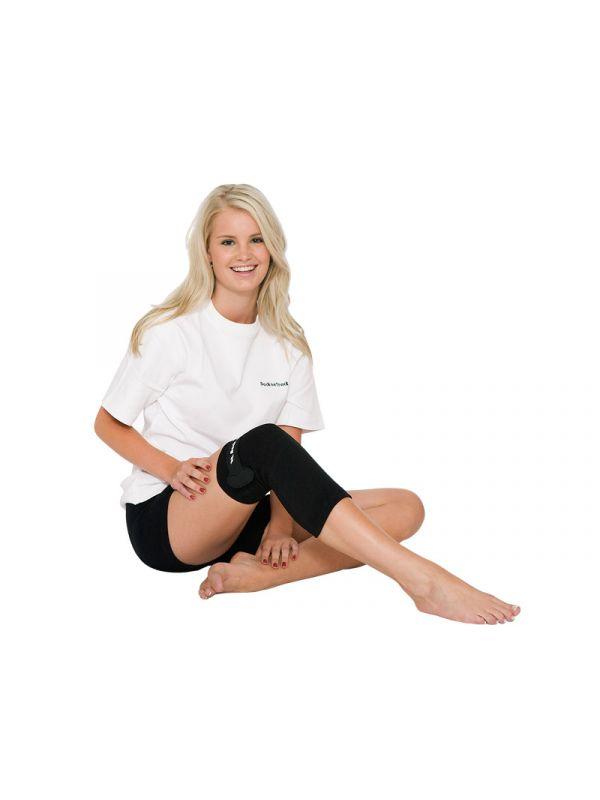 Kniebeschermer met sluiting