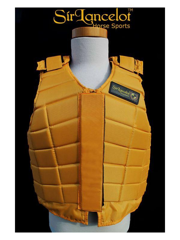 "Sir Lancelot 8-Point Fit™  ""Yellow Sun"" Bodyprotector"
