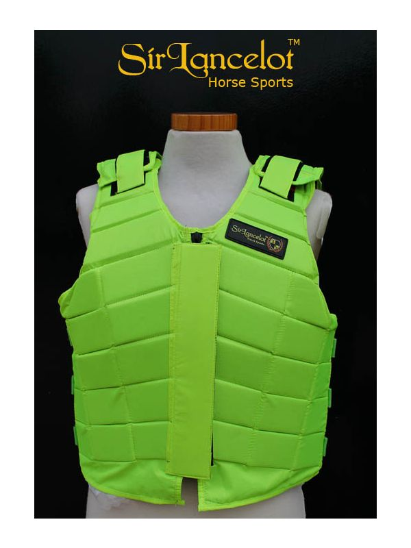 "Sir Lancelot 8-Point Fit™  ""Safe Dark Glow"" Bodyprotector"
