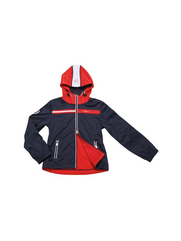 Covalliero Softshell Jacket Dexter voor kinderen